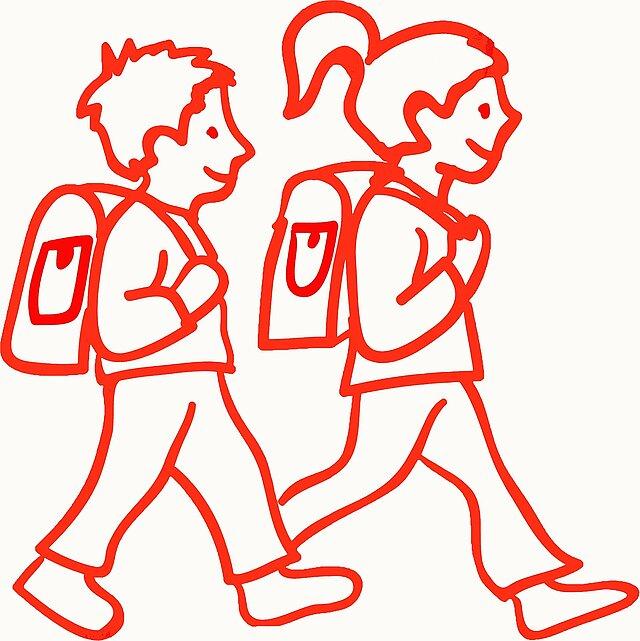 Symbolbild Schulkinder.