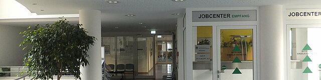 Verwaltungsstandorte des Jobcenters im Erzgebirgskreis